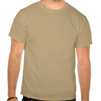 Estada estranha da estada diferente t-shirt