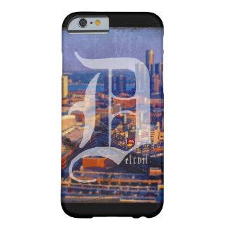Estádios de Detroit e CEN de Ren Capa Barely There Para iPhone 6