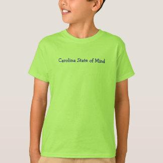 Estado de ânimo de Carolina T-shirts