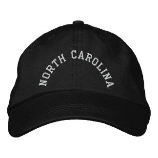 Estado de North Carolina bordado Boné Bordado