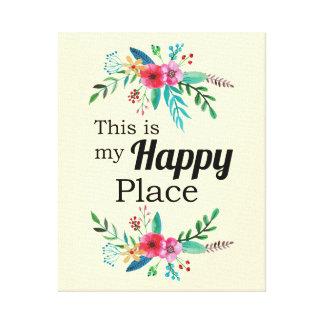"""""""Este é aguarela das citações do meu lugar feliz"""""""