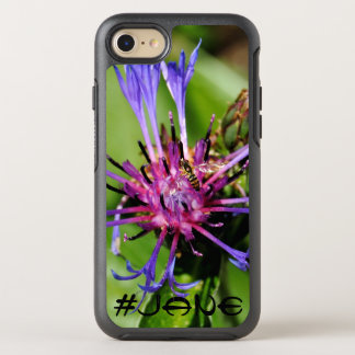 Este iphone floral 6/6s OtterBox de Sting Capa Para iPhone 7 OtterBox Symmetry