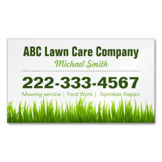 Estilo de grama verde ajardinando dos serviços do