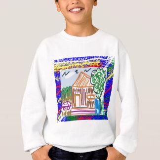 Estilo elegante das camisetas com LINHA gráficos