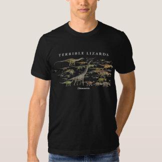 Estilo Gregory Paul da representação histórica da Camisetas