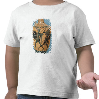 Estilo Lekythos do sótão T-shirt