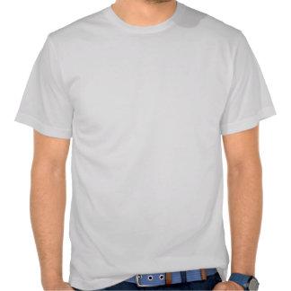 Estilo retro tshirt