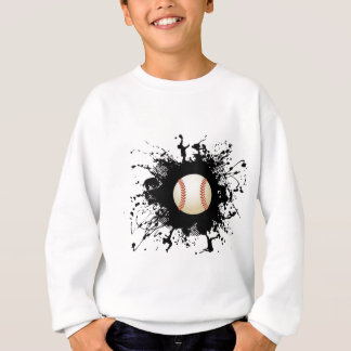 Estilo urbano do basebol tshirt