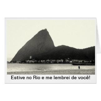 Estive no Rio Cartão