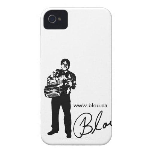 Estojo Blackberry Bold Compartimento Capa iPhone 4 Case-Mate