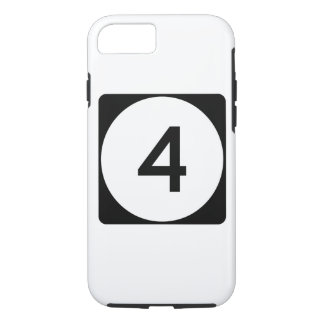Estrada 4 de Mississippi Capa iPhone 8/7
