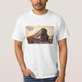 Estrada de ferro Broadway de Pensilvânia limitado T-shirts