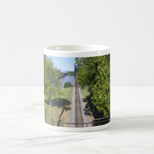 Estrada de ferro caneca