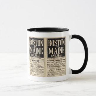 Estrada de ferro de Boston e de Maine