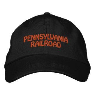 Estrada de ferro de Pensilvânia Boné Bordado