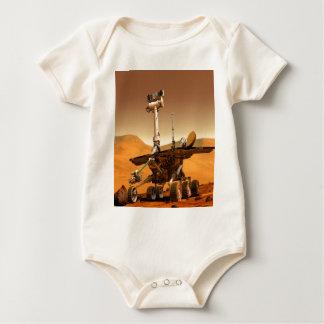 estraga o robô de Rover da viagem espacial Body Para Bebê
