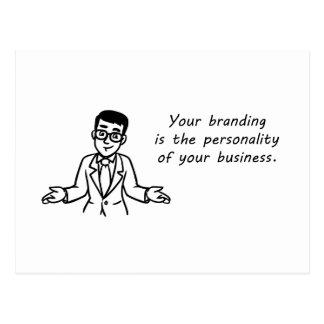 Estratégia de marketing do cartão