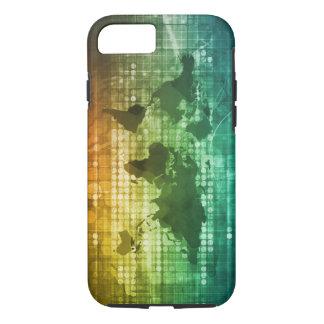 Estratégia empresarial e desenvolvimento globais capa iPhone 7