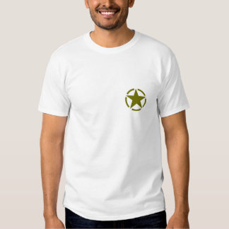 estrela aliada camisetas