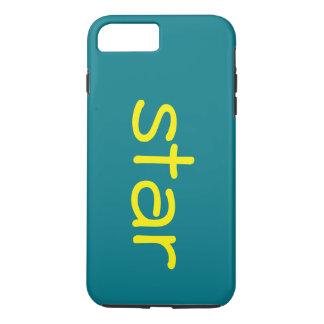 estrela capa iPhone 8 plus/7 plus