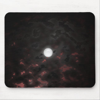 Estrela da morte cósmica mouse pad