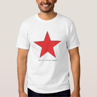 Estrela de Che Guevara Camisetas