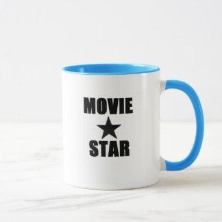 Estrela de cinema caneca