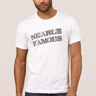 Estrela de cinema quase famosa da ascensão t-shirt