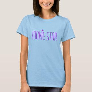 Estrela de cinema t-shirts