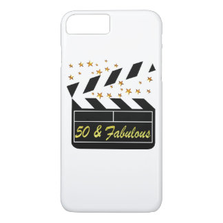 ESTRELA DE CINEMA VELHA DE 50 ANOS CAPA iPhone 8 PLUS/7 PLUS