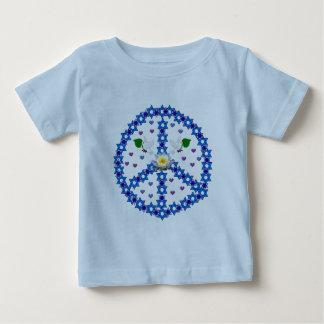 Estrela de David da paz Tshirt