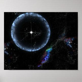 Estrela de nêutron 2004 poster