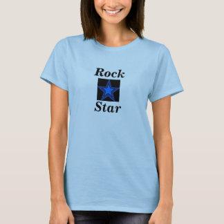 Estrela do rock camisetas