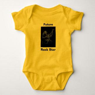 Estrela do rock futura tshirt