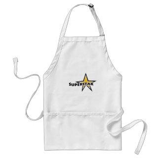 Estrela mundial aventais