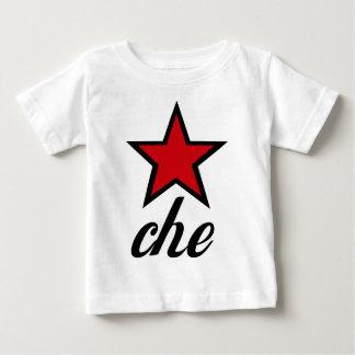 Estrela vermelha Che Guevara! Camiseta