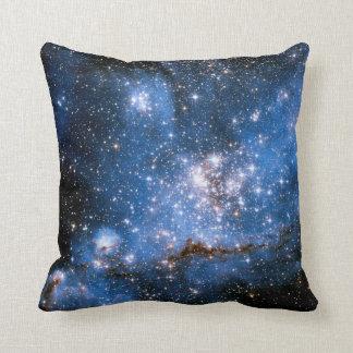 Estrelas infantis da nebulosa NGC 346 - foto do Almofada