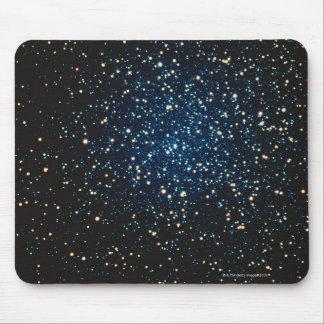 Estrelas no espaço 2 mouse pad