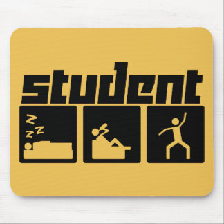 Estudante Mousepad