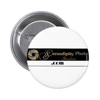 estúdios da foto do serendipity bóton redondo 5.08cm
