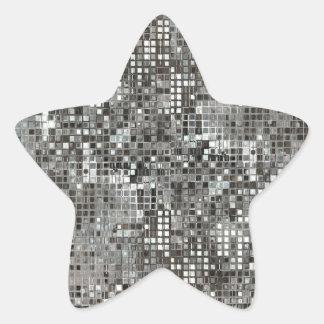 Etiqueta da estrela dos Sequins