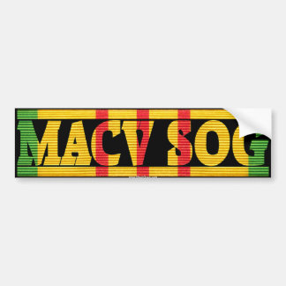 Etiqueta da fita do serviço de MACV SOG Vietnam Adesivo Para Carro
