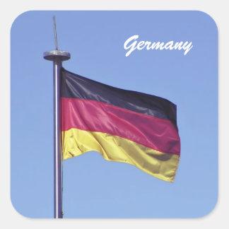 Etiqueta de Alemanha