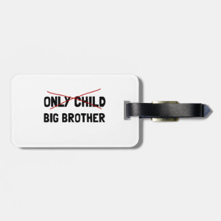 Etiqueta De Bagagem Big brother do filho único
