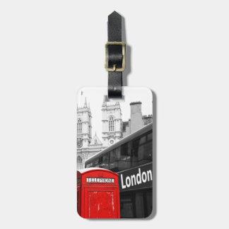 Etiqueta De Bagagem Londres