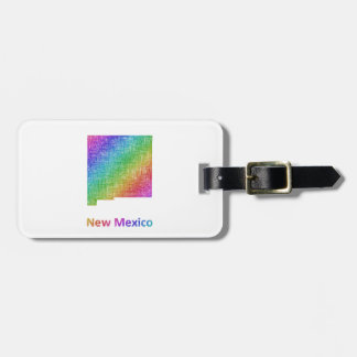 Etiqueta De Bagagem New mexico