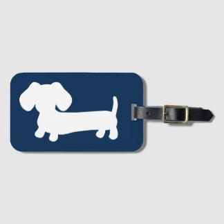 Etiqueta De Bagagem Presente do Tag do saco da bagagem do cão do