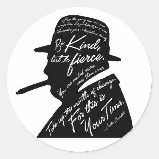 Etiqueta de Churchill