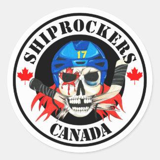 Etiqueta de Shiprocker