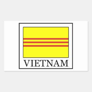 Etiqueta de Vietnam